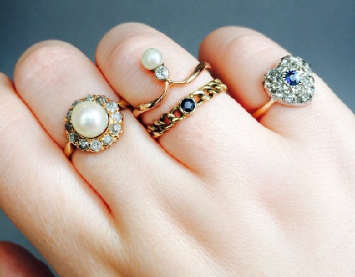 special antique rings